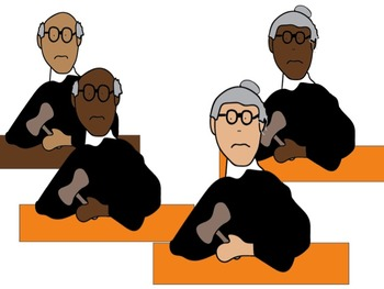 Judges Clip Art