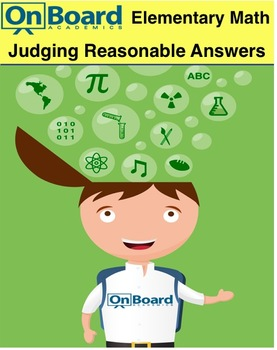 Judging Reasonable Answers-Interactive Lesson