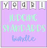 Judging Standards Bundle - Year 1