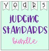 Judging Standards Bundle - Year 5