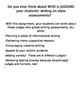 Judging the Judges