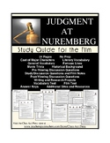 Judgment at Nuremberg: The Study Guide for the Film