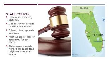 Judicial Branch Part II