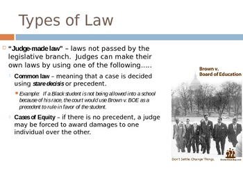 Judicial Branch Power Point