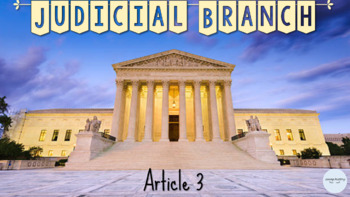 Judicial Branch Powerpoint INTERACTIVE!!!!