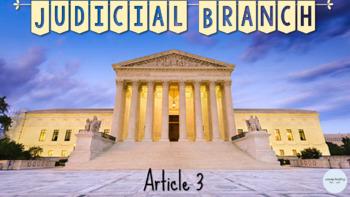 Judicial Branch Powerpoint INTERACTIVE!!!!