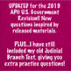 Judicial Branch Test (For use in AP* Government course)
