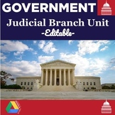 Judicial Branch Unit | Supreme Court | Branches of Government