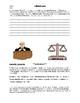 Judicial Branch Worksheets