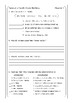 """Judy Blume """"Tales of a Fourth Grade Nothing"""" worksheets"""