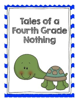 Judy Blume's Tales of a Fourth Grade Nothing Comprehension
