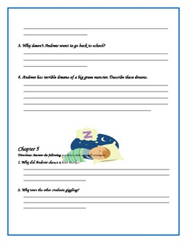 Judy Blume's Freckle Juice Comprehension Packet