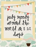 Judy Moody {Around the World in 8 1/2 Days} Comprehension Companion