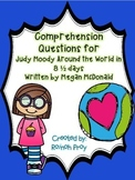 Judy Moody Around the World in 8 1/2 Days Comprehension Questions