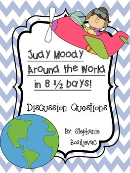 Judy Moody Around the World in 8 1/2 Days (Discussion Questions)