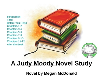 Judy Moody Book 1: Novel and Research Unit