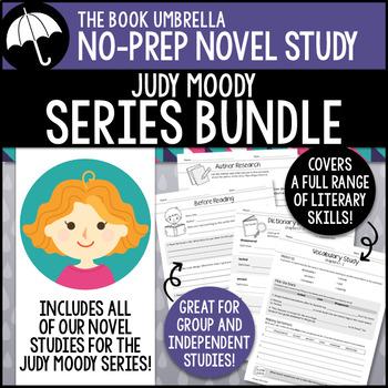 Judy Moody Bundle
