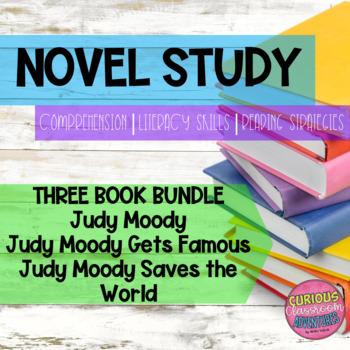 Judy Moody Bundled Novel Studies