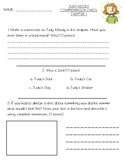 Judy Moody Chapter Questions