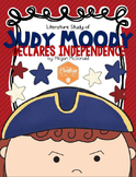 Judy Moody Declares Independence Literature Study