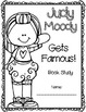 Judy Moody Gets Famous! Book Study