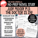 Judy Moody M.D., The Doctor Is In
