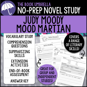Judy Moody Mood Martian