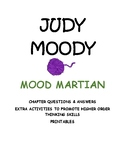 Judy Moody - Mood Martian