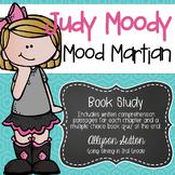 Judy Moody Mood Martian Book Study