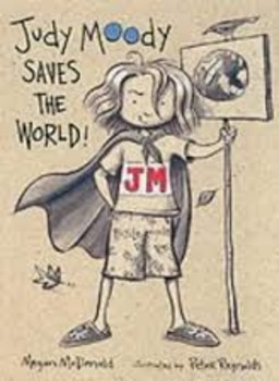 Judy Moody Saves The World, Journeys Grade 3 Unit 4 Lesson