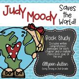 Judy Moody Saves the World Book Study