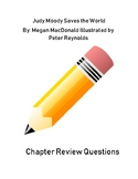 Judy Moody Saves the World! Chapter Questions