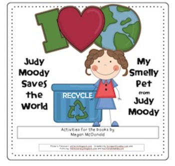 Judy Moody Saves the World (Compatible with... by Pitner's ...
