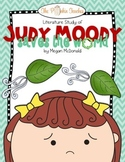 Judy Moody Saves the World Literature Study