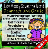 Judy Moody Saves the World Ultimate Pack: Third Grade Journeys