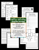 Judy Moody & Stink - The Holly Joliday Book Study and Activities