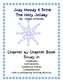 Judy Moody and Stink Holly Joliday Book Study