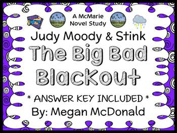 Judy Moody & Stink: The Big Bad Blackout (Megan McDonald)