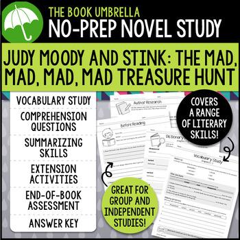 Judy Moody and Stink The Mad, Mad, Mad, Mad Treasure Hunt