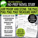 Judy Moody and Stink The Mad, Mad, Mad, Mad Treasure Hunt