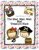 Judy Moody and Stink and the Mad Mad Mad Mad Treasure Hunt Reader Response Pack