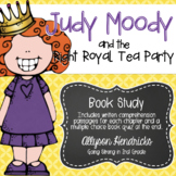 Judy Moody and the Right Royal Tea Party Book Study