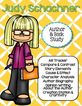 Judy Schachner Author & Book Study