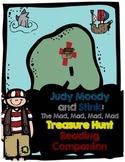 Judy Moody & Stink: Mad Treasure Hunt {a book companion}