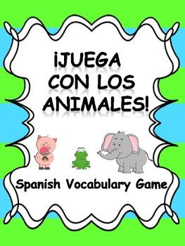 ¡Juega con los animales!