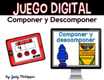 Juego Digital *Componer y Descomponer*