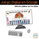 Juego Digital en Google para noviembre