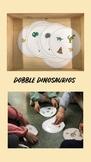 Juego Dobble Dinosaurios