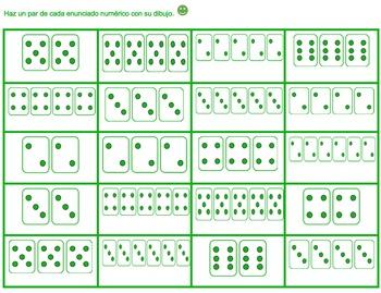 Juego: Hacer parejas de la multiplicación
