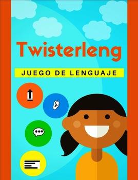 Juego Twisterleng